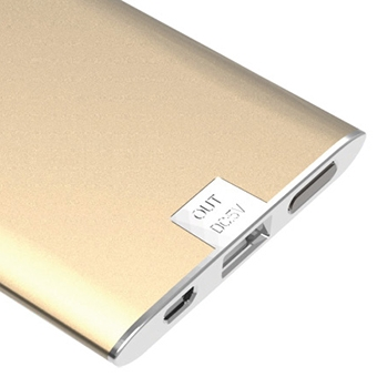 powerbank deluxe gold